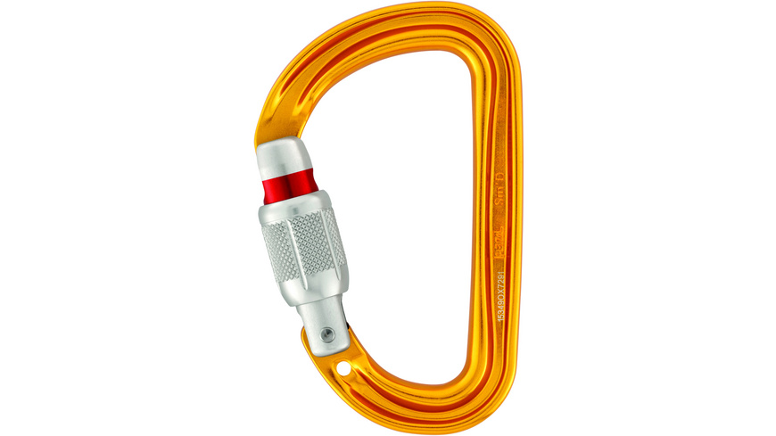 Petzl - SmD Screw Lock - Karabiner