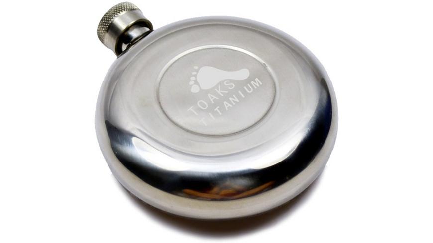 TOAKS - Titanium Flask - Trinkflaschen