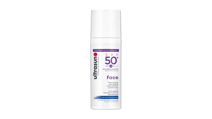 Ultrasun - Face SPF50 - Sonnencremes
