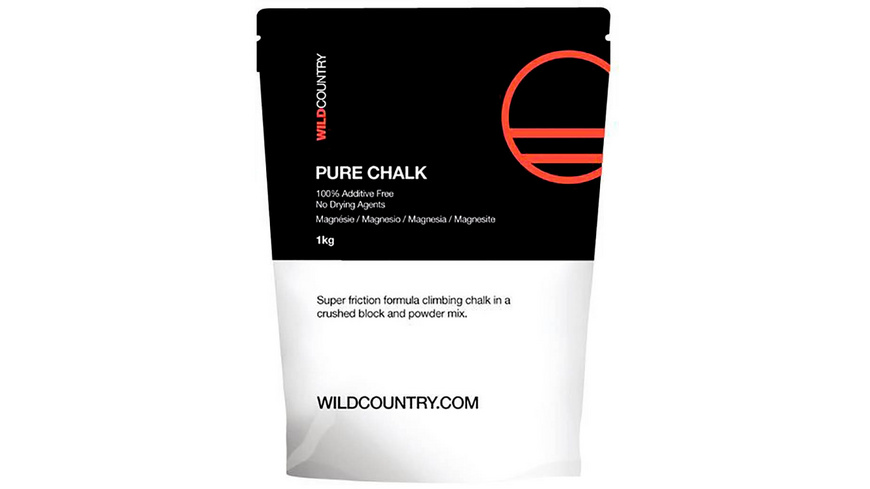Wild Country - Pure Chalk Pack 1kg - Magnesium