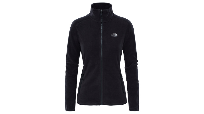 The North Face - Womens 100 Glacier Full Zip - Fleecejacken