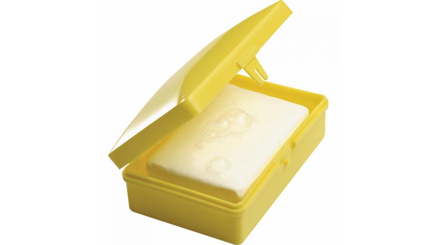 Coghlans - Seifendose ohne Kordel - Seifen Hygieneartikel