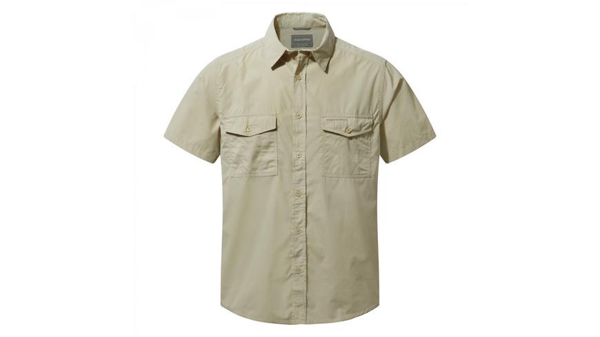 Craghoppers - Kiwi Short Sleeved Shirt - Hemden