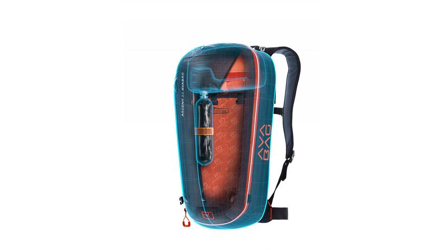 Ortovox - Ascent 28 S Avabag - Lawinenrucksaecke