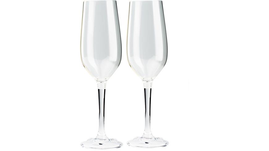 GSI Outdoors - Champagne Flute Set - Campinggeschirr Besteck