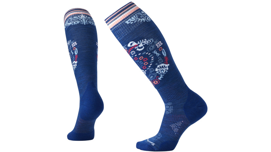 Smartwool - Womens PHD Ski Light Elite Pattern - Socken