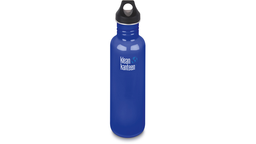 Klean Kanteen - Classic Loop Cap 800ml - Trinkflaschen