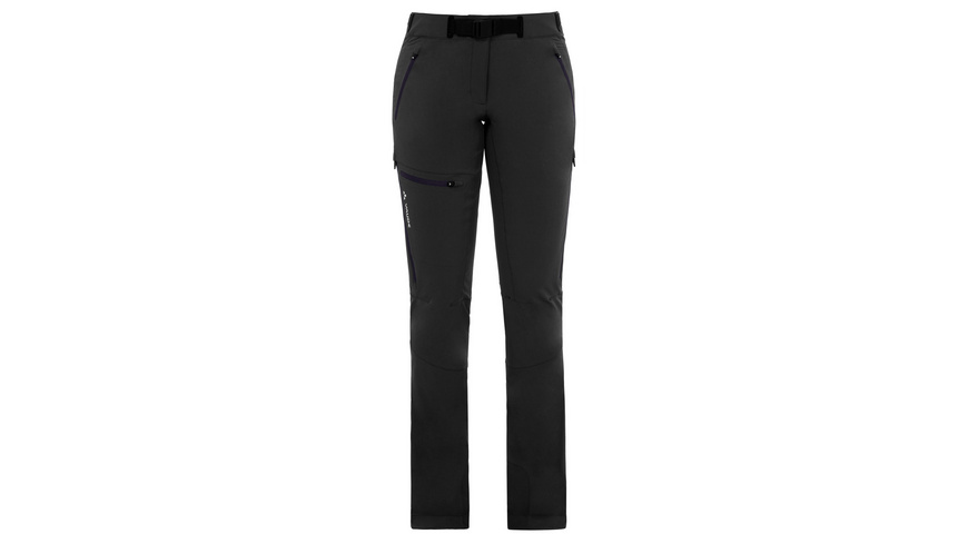 Vaude - Womens Badile Pants II Short - Softshellhosen