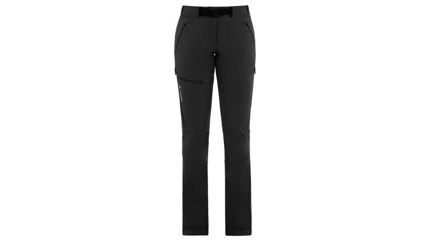 Vaude - Womens Badile Pants II Long - Softshellhosen