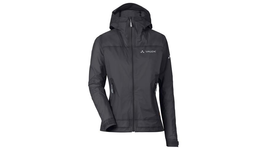 Vaude - Womens Zebru UL 3L Jacket - Hardshell Regenjacken