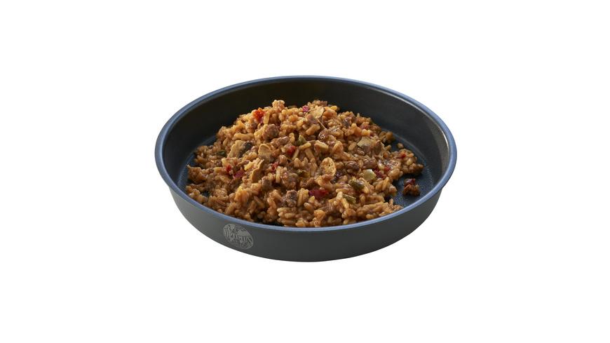 TreknEat - Rindfleisch Stroganoff mit Reis - Outdoor Nahrung