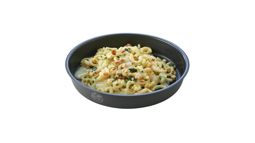 TreknEat - Sahnenudeln mit Huehnchen und Spinat - Outdoor Nahrung
