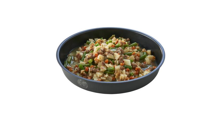 TreknEat - Deftiger Kartoffeltopf mit Rind und Bohnen - Outdoor Nahrung
