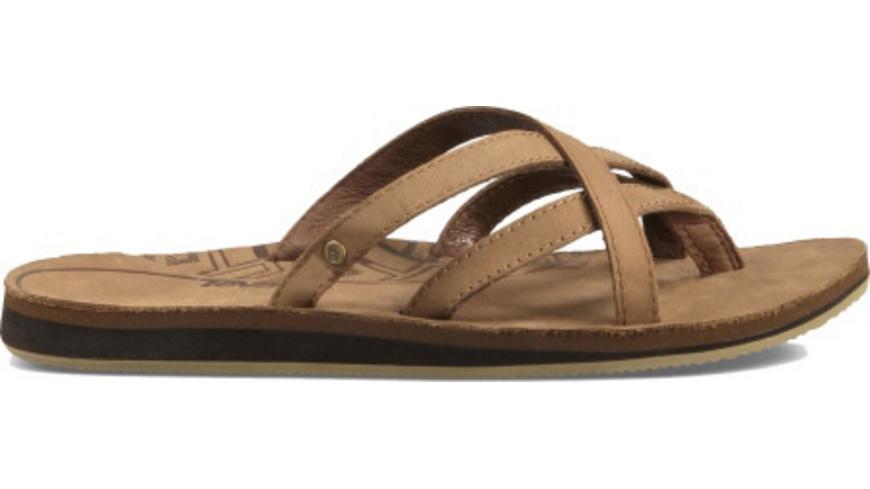 Teva - Olowahu Leather - FlipFlops