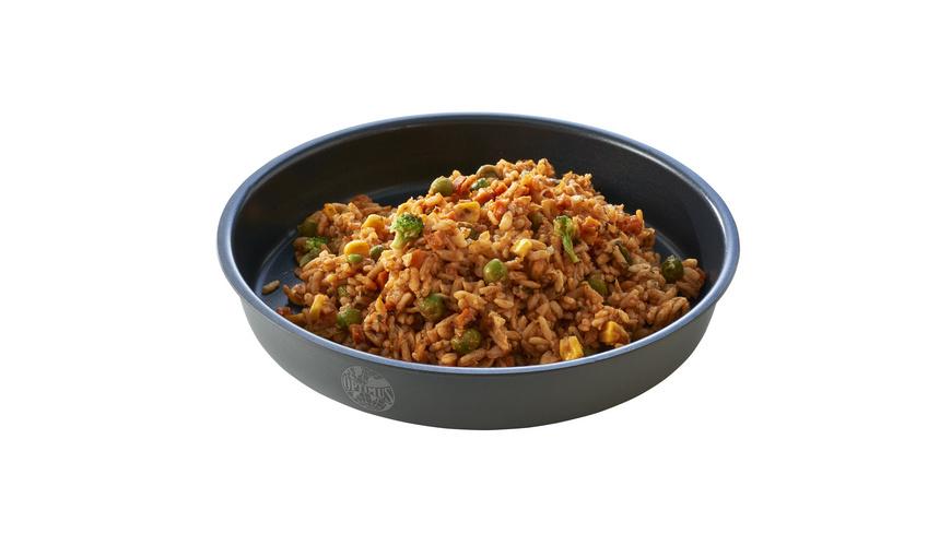 TreknEat - Gemuese Jambalaya - Outdoor Nahrung