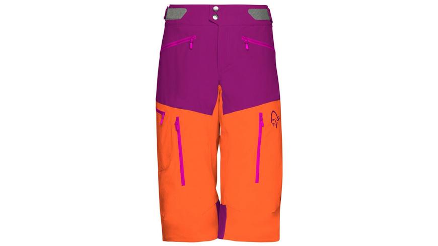 Norrona - Fjora Flex1 Shorts W - Velohose