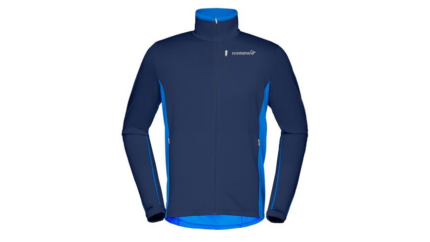 Norrona - Bitihorn Warm 1 Stretch Jacket M - Fleecejacken