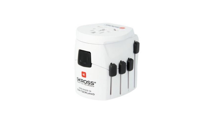 Skross - World Travel Adapter Pro World - Reiseadapter
