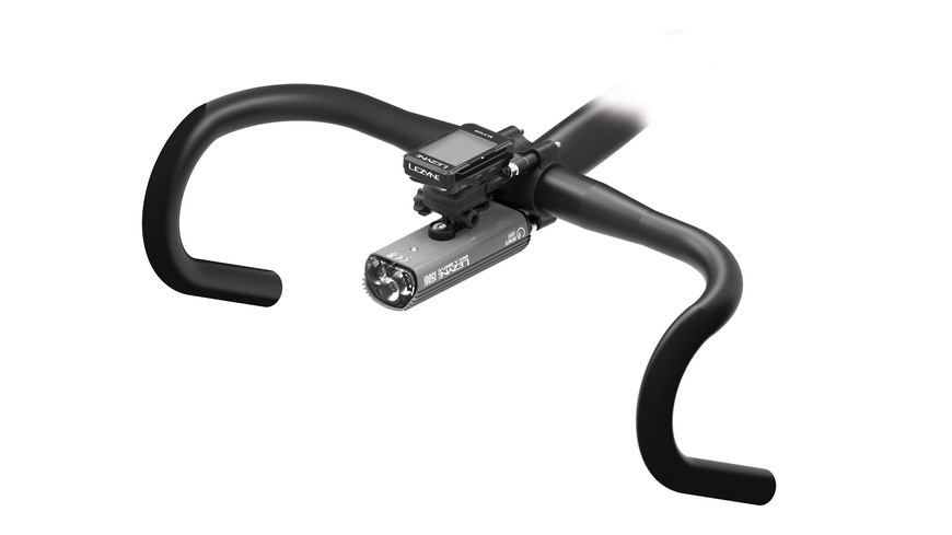 Lezyne - Direct XLock Duo - Velocomputer
