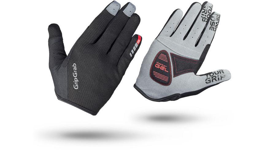 GripGrab - Shark Padded Full Finger Glove - Velohandschuhe