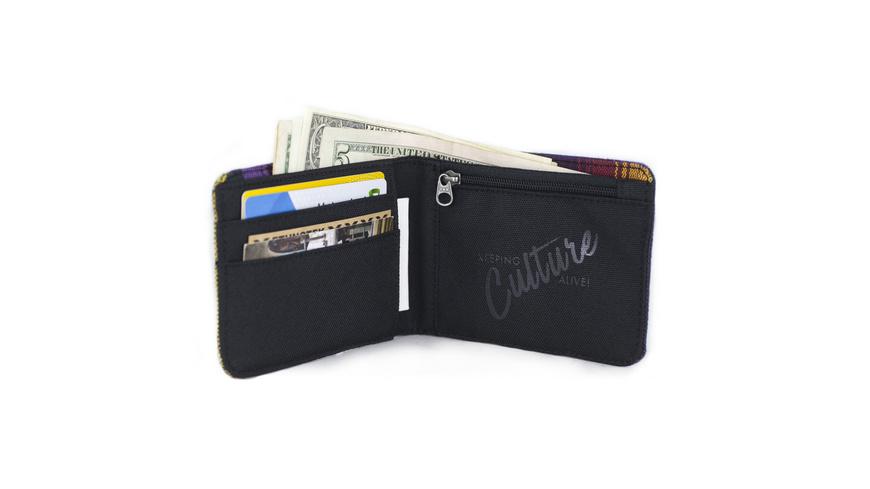 Ethnotek - Ketat Wallet - Portemonnaies Dokumententaschen