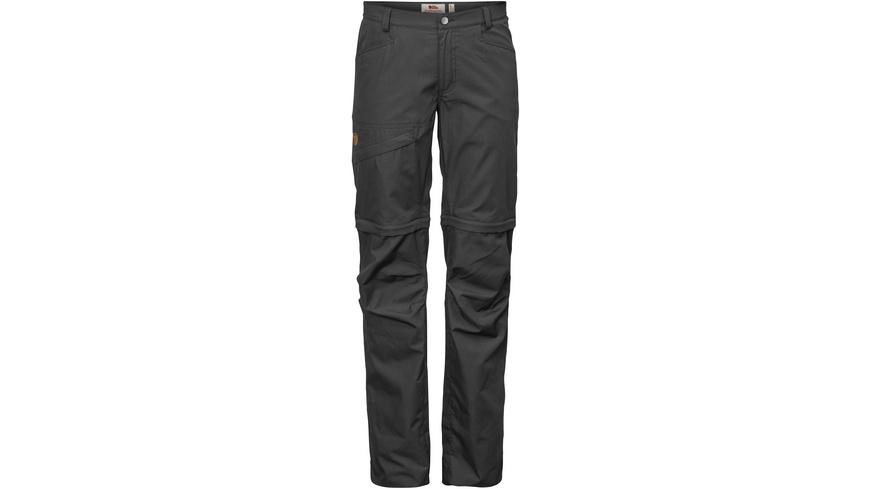 Fjaellraeven - Daloa Shade ZipOff Trousers - Trekkinghosen