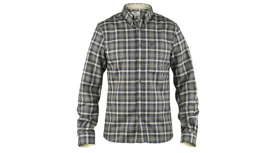 Fjaellraeven - Stig Flannel Shirt - Hemden
