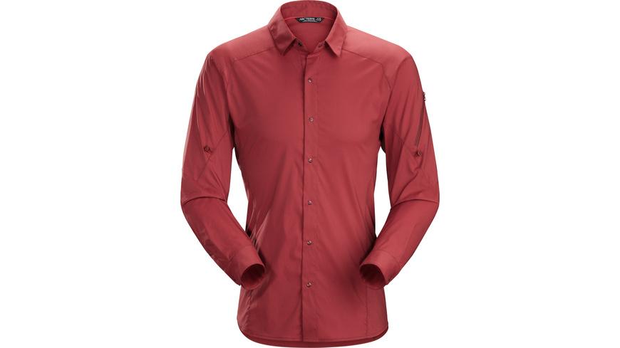 Arcteryx - Elaho LS Shirt - Hemden
