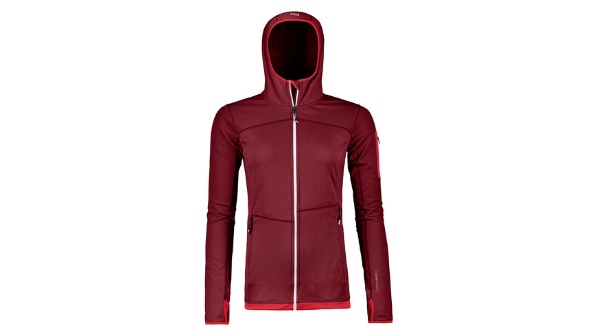 Ortovox - Fleece Light Hoody W - Fleecejacken
