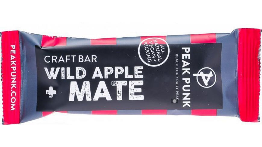 Peak Punk - Craft Bar Wild Apple Mate - Outdoor Nahrung