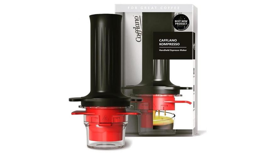Cafflano - Kompresso - Kaffeekocher