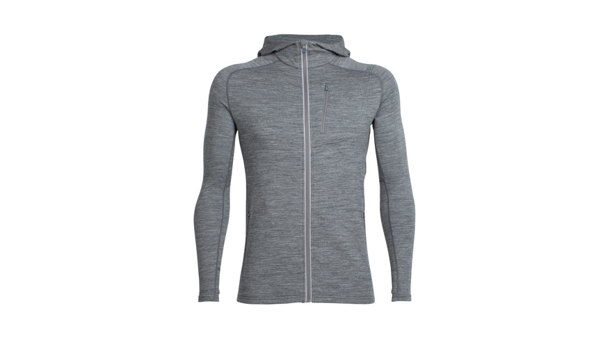 Mens Quantum LS Zip Hood 260 online bestellen | Transa Travel & Outdoor