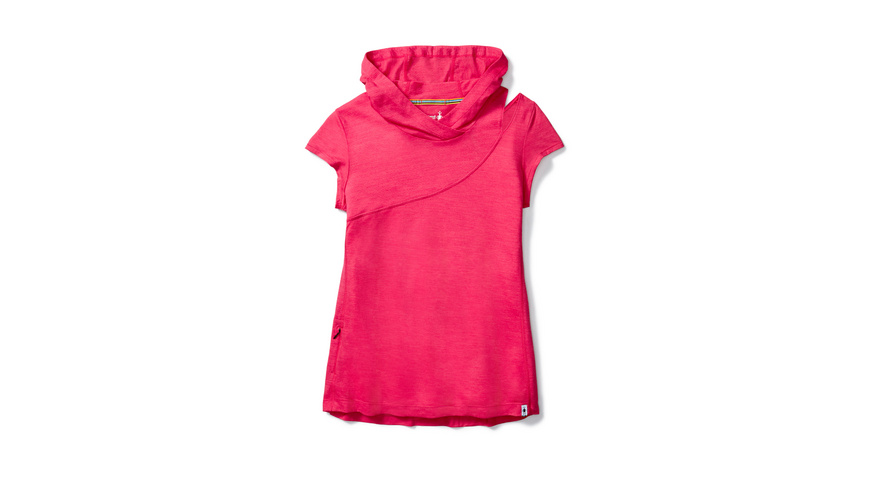 Smartwool - Womens Everyday Exploration Hooded Tee - TShirts