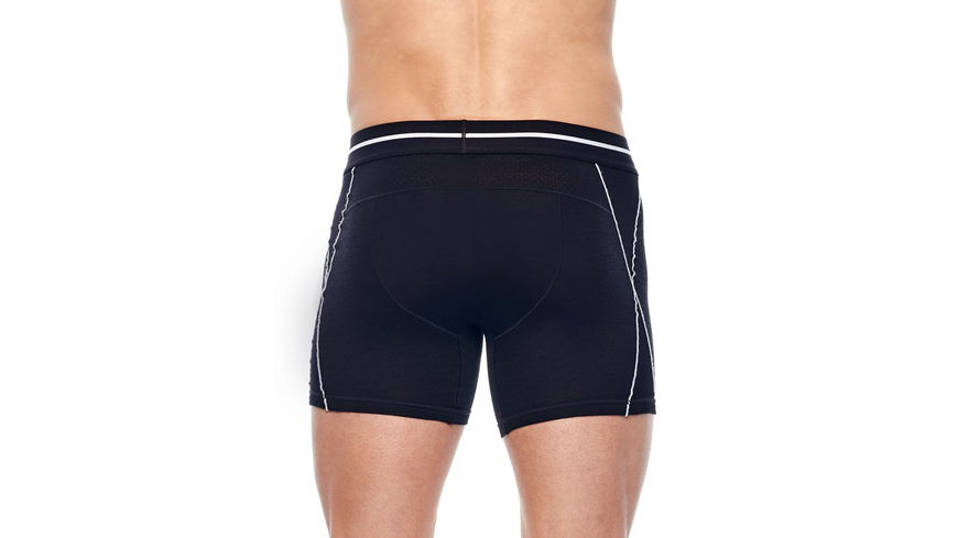 Icebreaker - Mens Anatomica Zone Boxers - Kurze Unterhosen