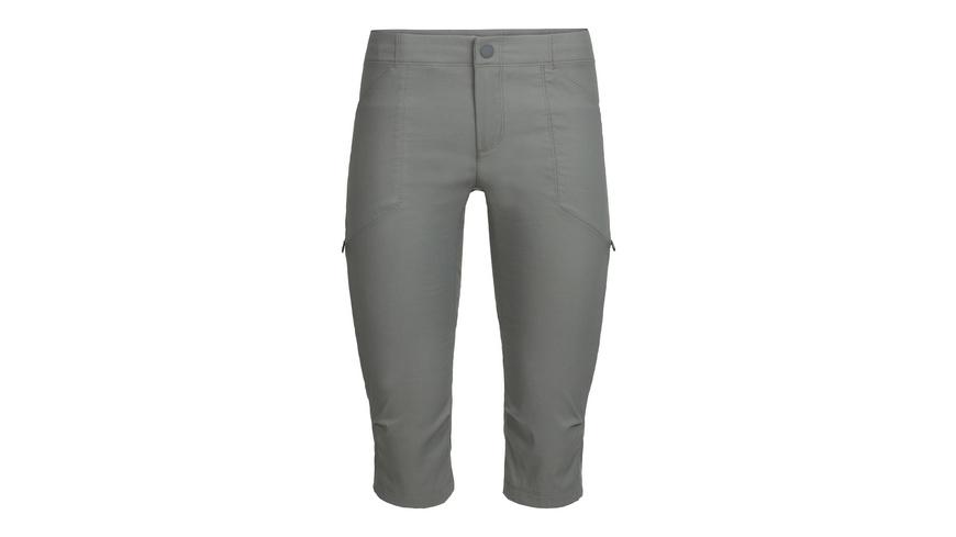 Icebreaker - Connection Commuter 3Q Pants - Shorts Caprihosen