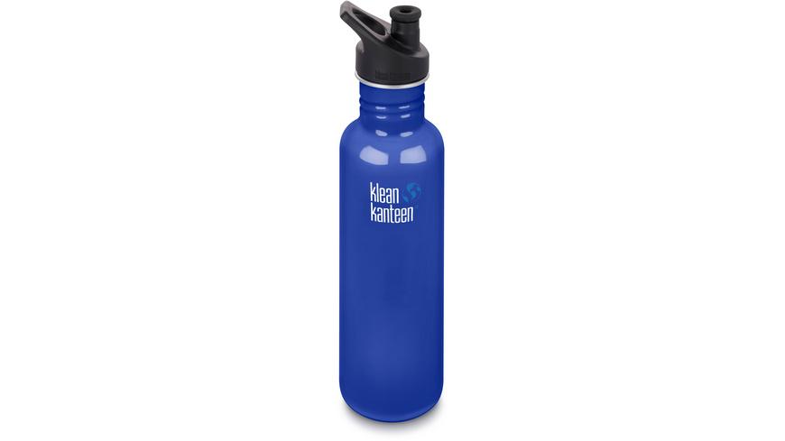 Klean Kanteen - Classic Sport Cap 800 ml - Trinkflaschen