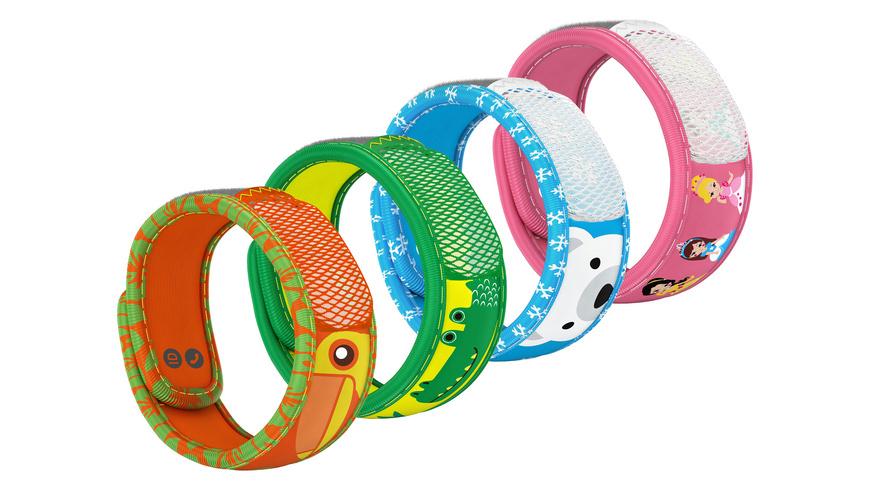 ParaKito - Mueckenschutz Armband Kids - Insektenschutz