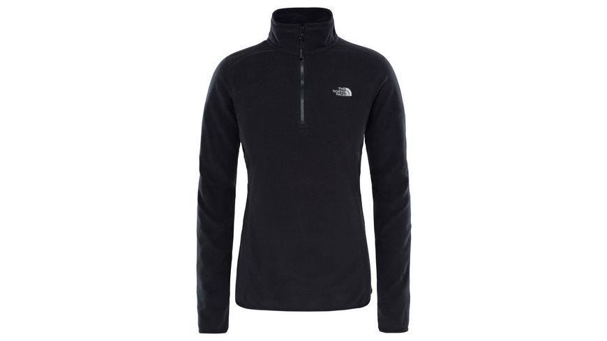 The North Face - Womens 100 Glacier 14 Zip - Oberteile