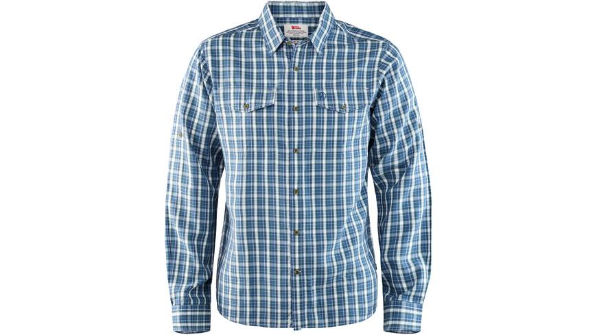Fjaellraeven - M Abisko Cool Shirt LS - Hemden