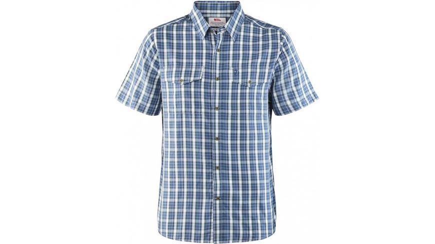 Fjaellraeven - Abisko Cool Shirt SS - Hemden