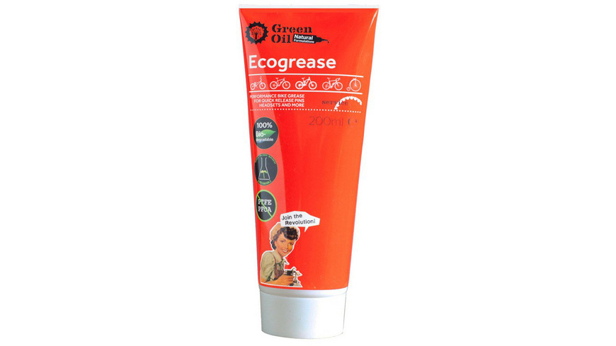 Green Oil - EcoGrease - Reinigung Pflege