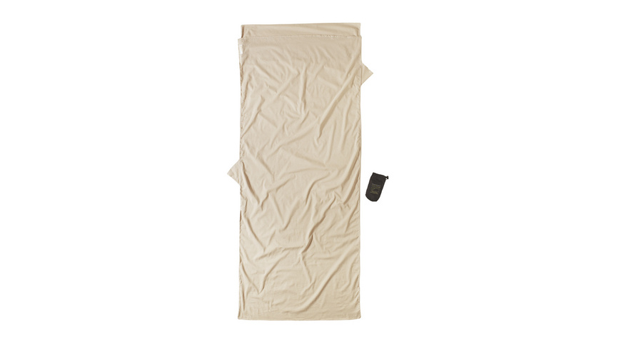 Cocoon - Insect Shield TravelSheet 100 Egyptian Cotton - Schlafen Zubehoer