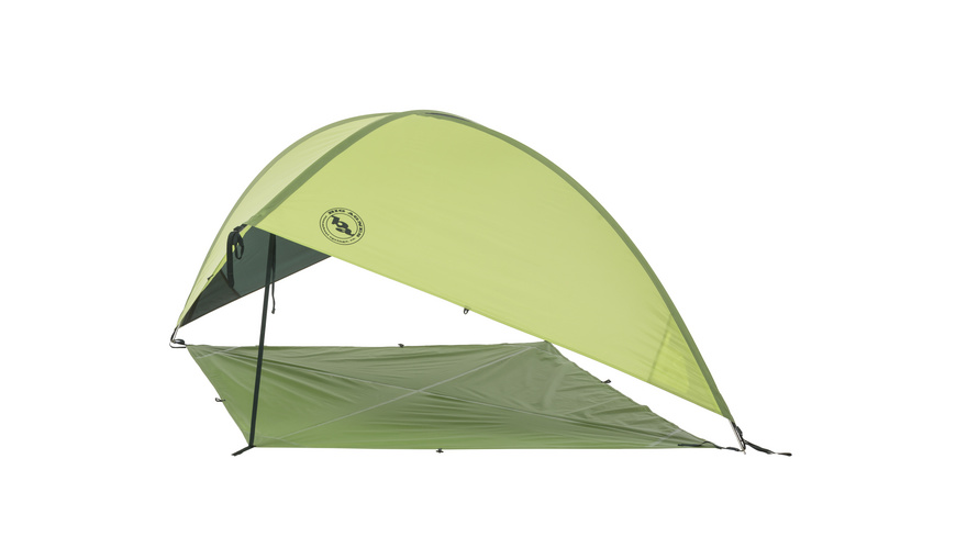 Big Agnes - Whetstone Shelter with Floor Small - Zelte