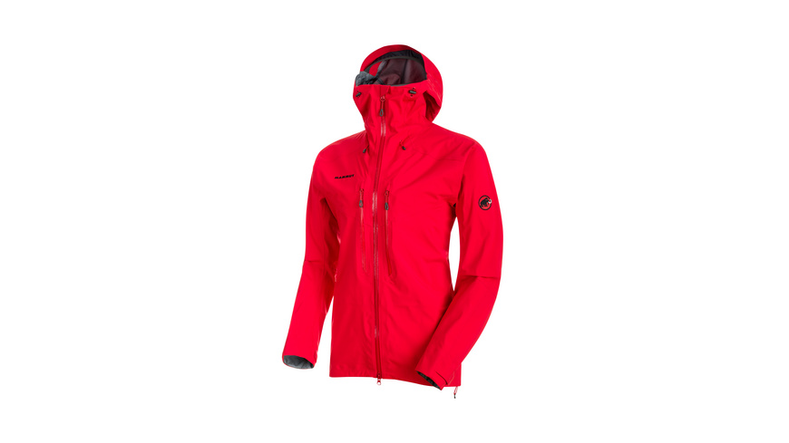Mammut - Meron HS Hooded Jacket Men - Hardshell Regenjacken