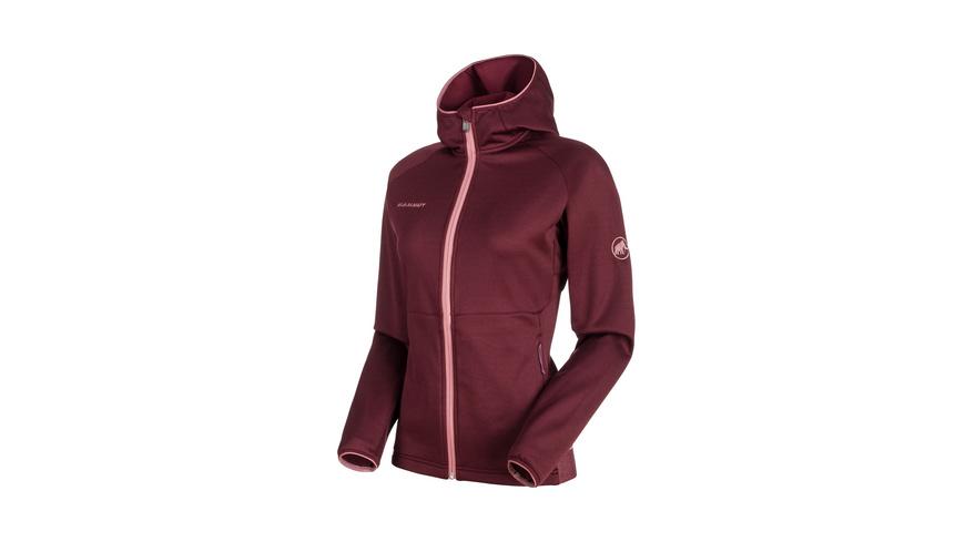 Mammut - Get Away ML Hooded Jacket Women - Fleecejacken