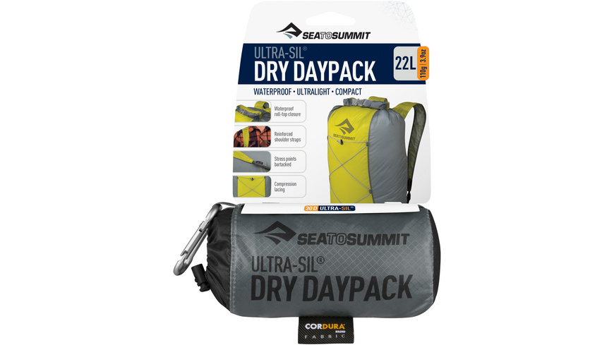 Sea to Summit - UltraSil Dry Daypack - Rucksaecke