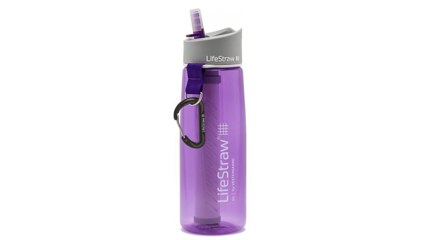 LifeStraw - Go 2Stufenfilter - Wasserfilter Entkeimungsmittel