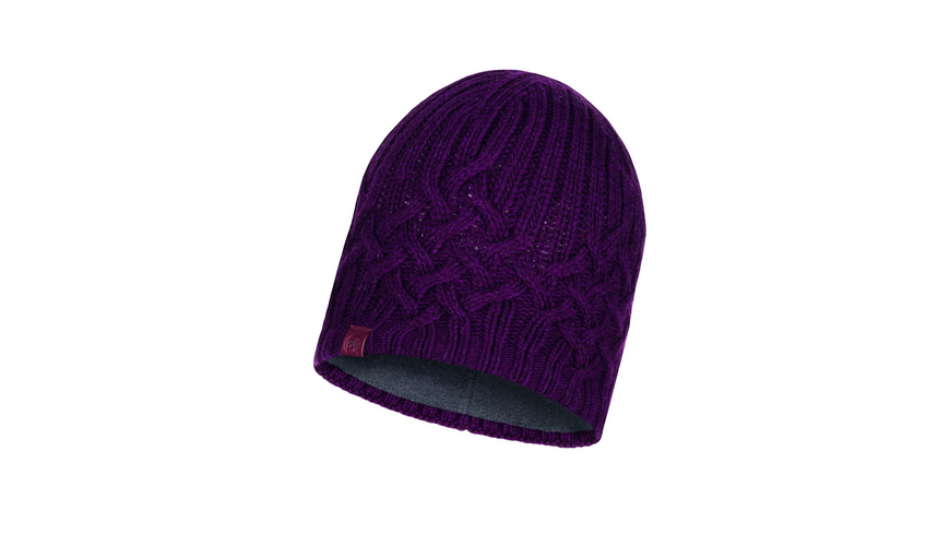 Buff - Helle Knitted Polar Fleece Hat - Kappen Muetzen