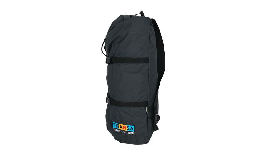 meru - Arco Ropebag black - Reepschnur