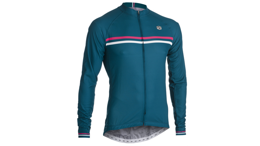 Solo Cycle Clothing - Jersey LS Duo - Velotrikot